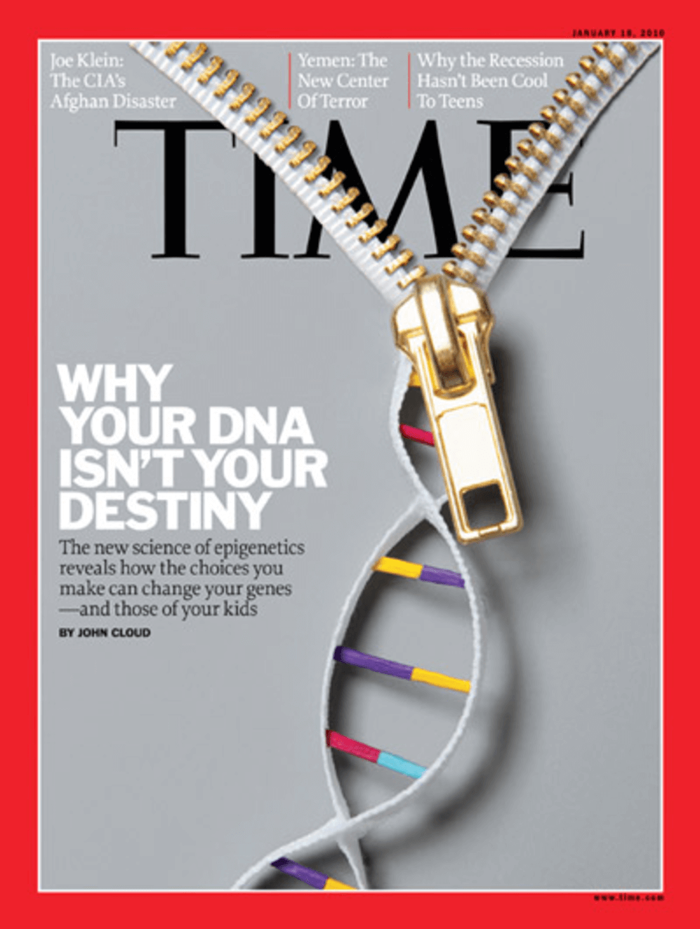 למה ה- DNA שלך הוא לא הגורל שלך - המדע החדש של אפיגנטיקהחושף איך הבחירות שלך יכולות לשנות את הגנים שלך - ושל הילדים שלך