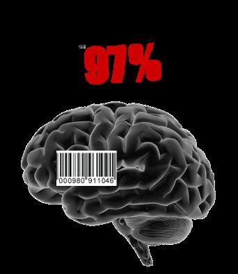 תוכנית צופן קוד החיים™ - שיטת גורם ה-97%® - סנכרון אנרגיית ה-Mind